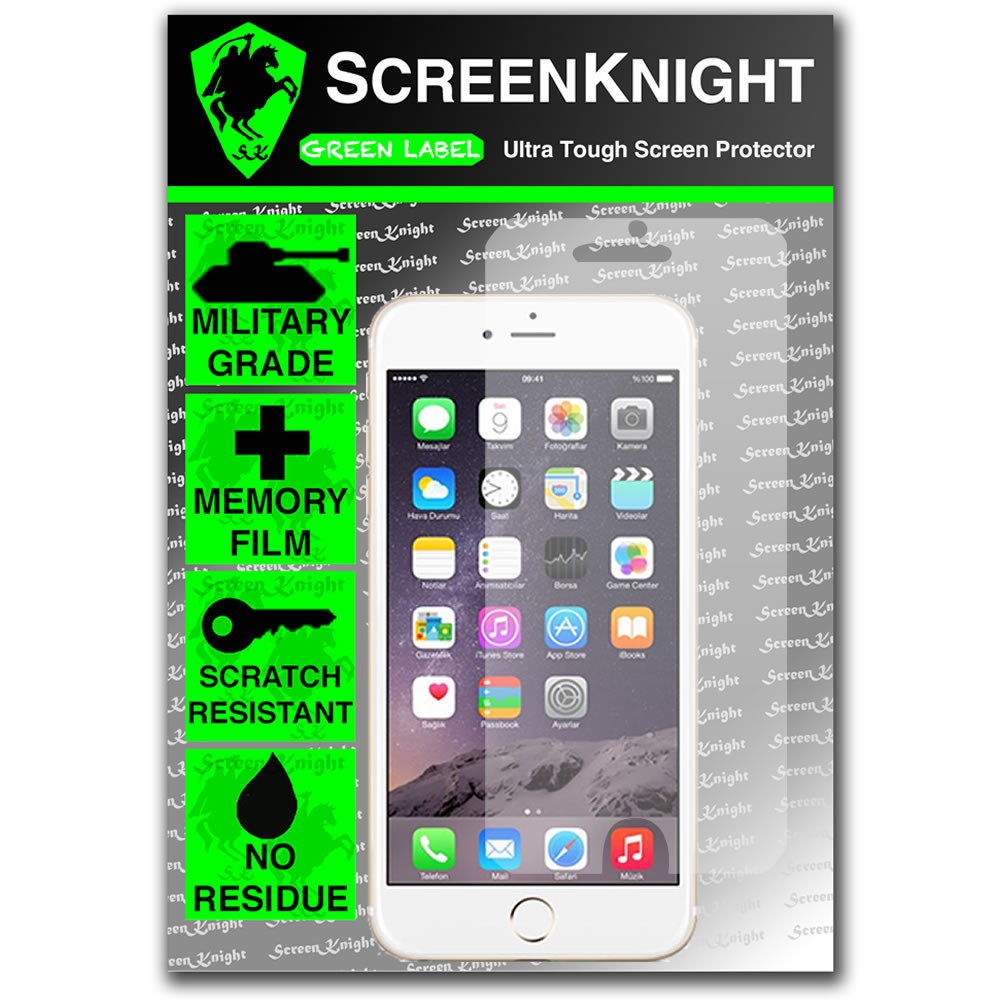 ScreenKnight Apple iPhone 6S (4.7Inch) Front Invisible Shield
