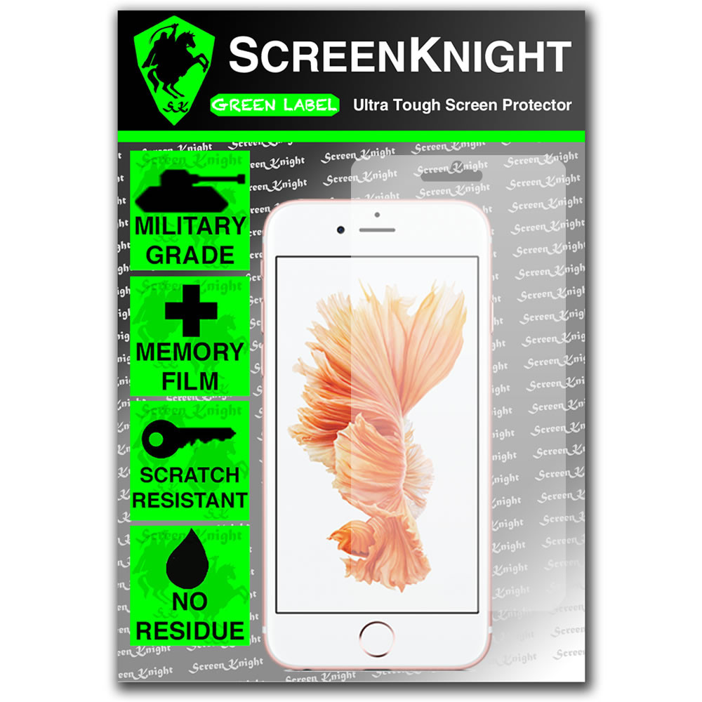 ScreenKnight Apple iPhone 6S (5.5Inch) Front Invisible Shield