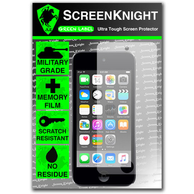 ScreenKnight Apple iPod Touch 6th Generation Front Invisible Shield