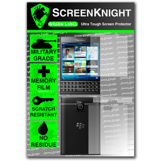 ScreenKnight BlackBerry Passport Full Body Invisible Shield