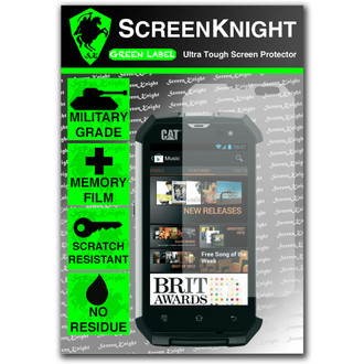 Caterpillar CAT B15Q Front Screen Protector