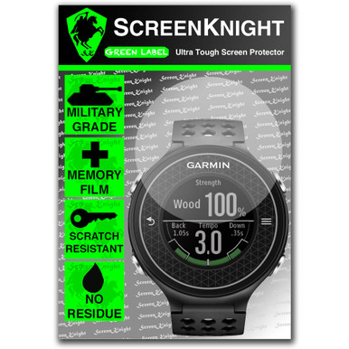 Garmin Approach S6 Front Screen Protector