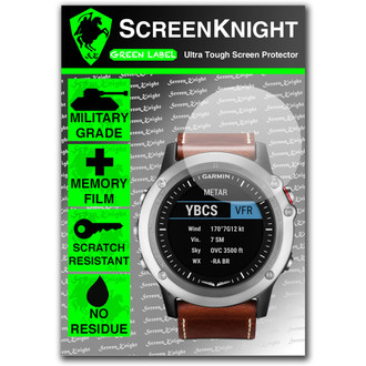Garmin D2 Bravo Front Screen Protector
