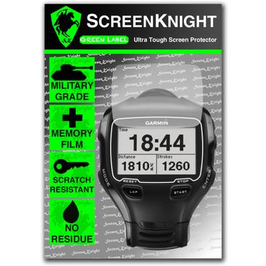 Garmin Forerunner 910XT Front Screen Protector