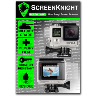 GoPro Hero 4 Silver Front Screen Protector
