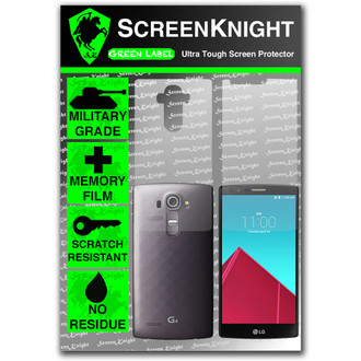 ScreenKnight LG G4 Full Body Invisible Shield