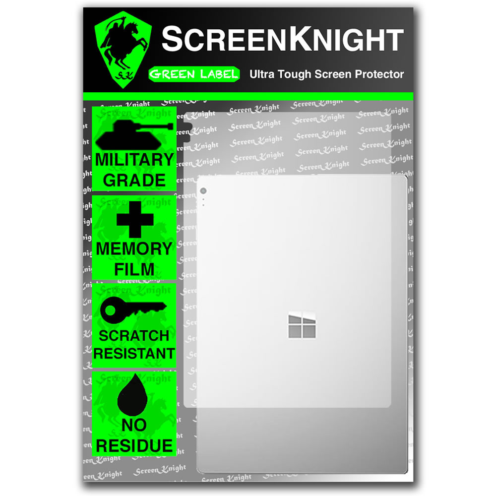 Microsoft Surface Book Back Screen Protector