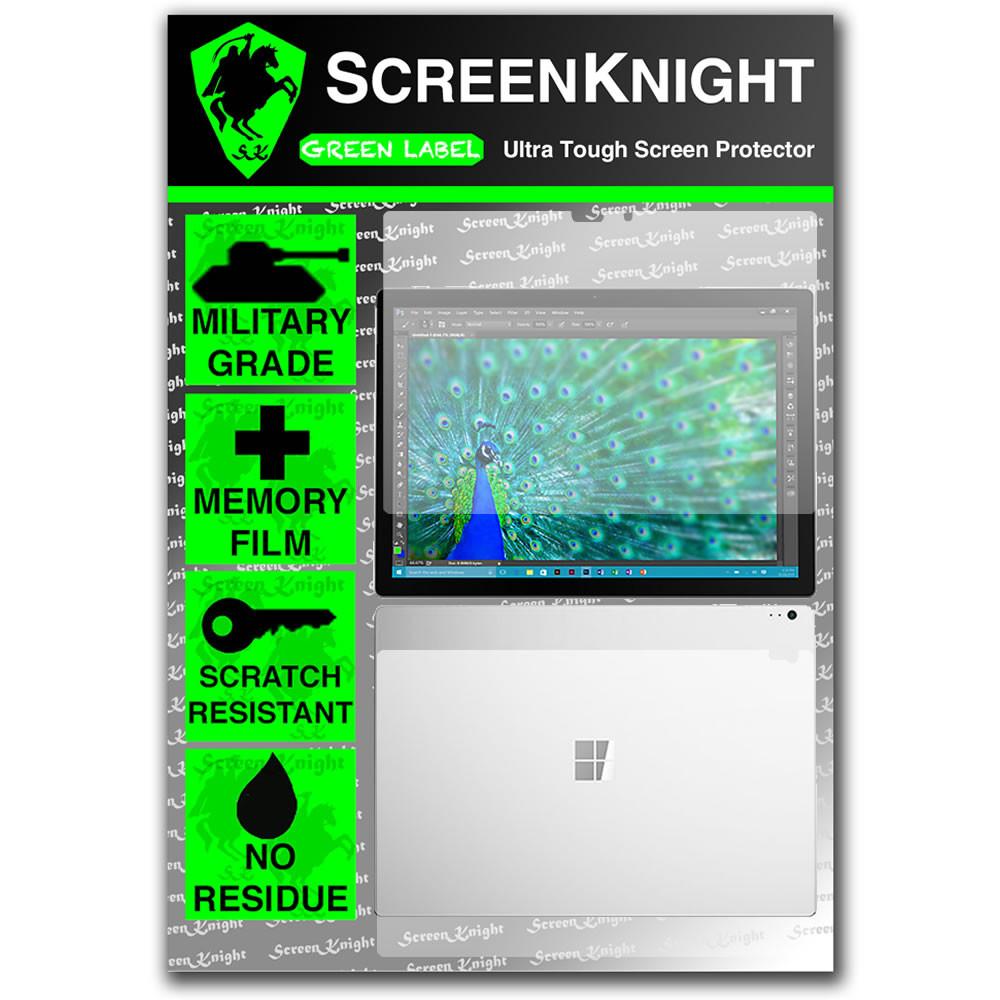 Microsoft Surface Book Full Body Screen Protector