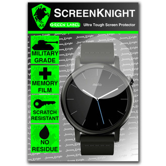 Motorola Moto360 2nd Gen 42mm Front Invisible Shield