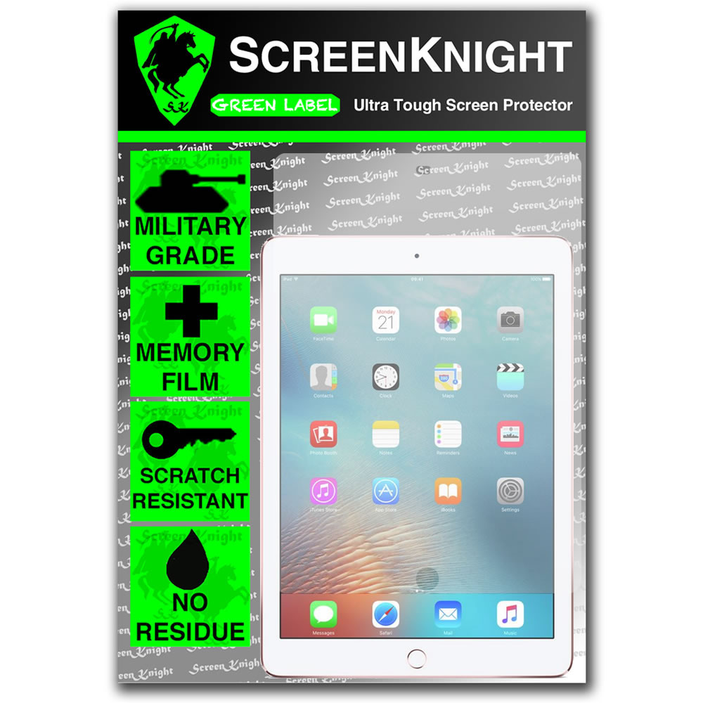 Apple iPad Pro 9.7 Front Invisible Shield