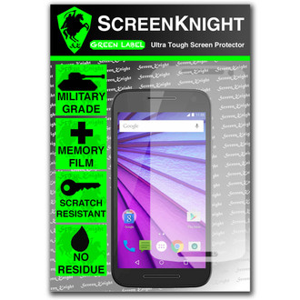 Motorola Moto G 2015 Front Invisible Shield