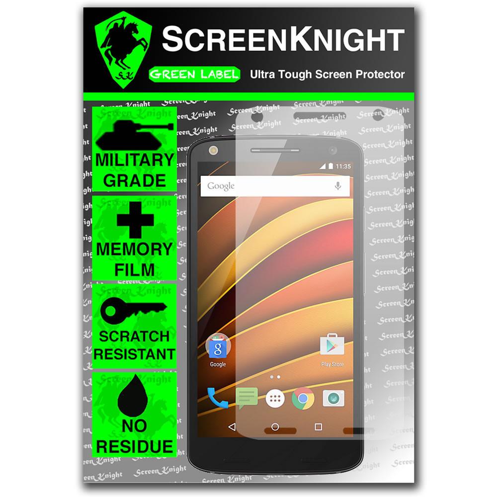 Motorola Moto X Force Front Screen Protector
