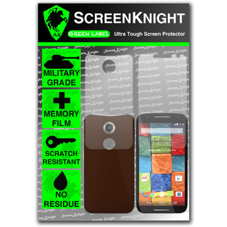 Motorola Moto X 2014 Full Body Invisible Shield