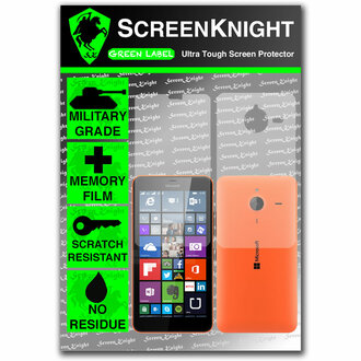 Nokia Lumia 640 XL Full Body Screen Protector