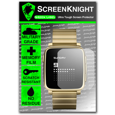 Pebble Time Steel Invisible Shield