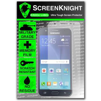 Samsung Galaxy J5 Front Invisible Shield