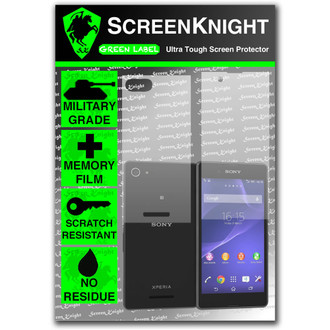 Sony Xperia E3 Full Body Invisible Shield