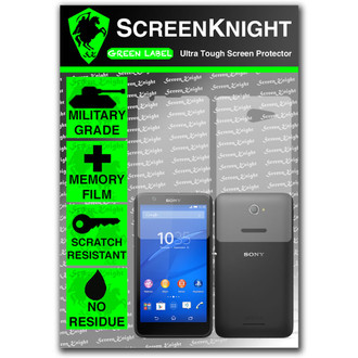 Sony Xperia E4G Full Body Invisible Shield