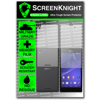 Sony Xperia T3 Full Body Invisible Shield
