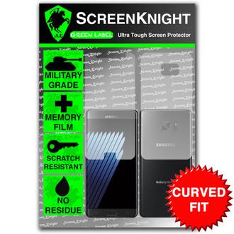 Samsung Galaxy Note 7 Fullbody Invisible Shield screen protector