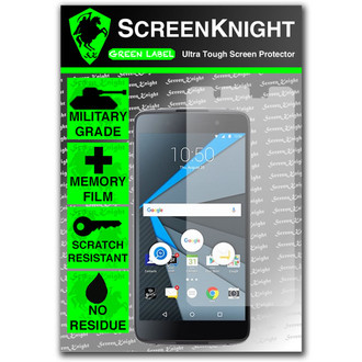Blackberry DTEK 50 Screen Protector - Military Shield