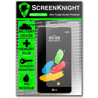 LG Stylus 2 - Screen Protector - Military Shield