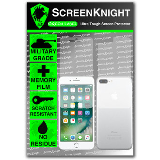 "Apple iPhone 7 - Plus 5.5"" Full Body Screen Protector - Military Shield"