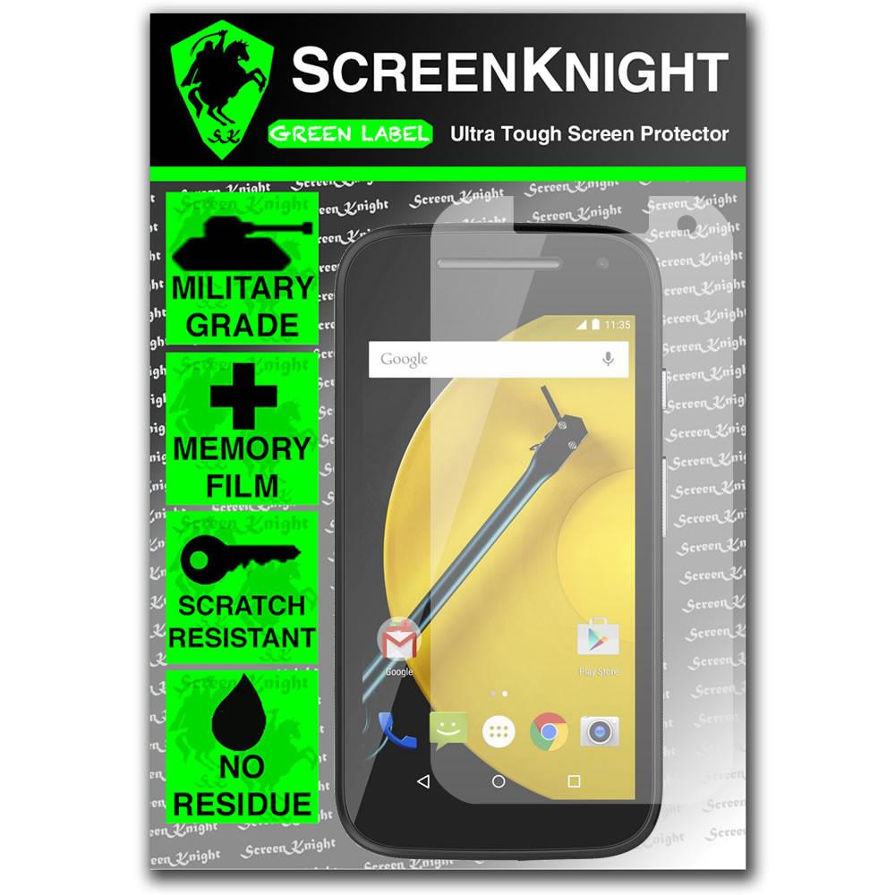 Motorola Moto E 2nd Gen Screen Protector