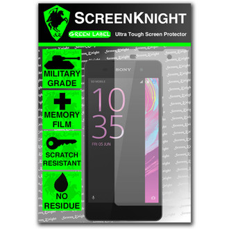 Sony Xperia E5 Screen Protector - Military Shield