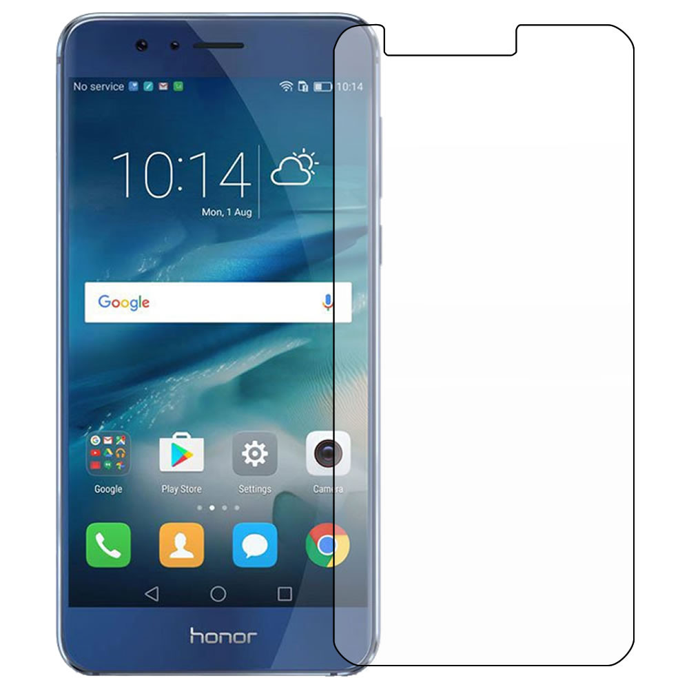Huawei Honor 8 Screen Protector - Military Shield