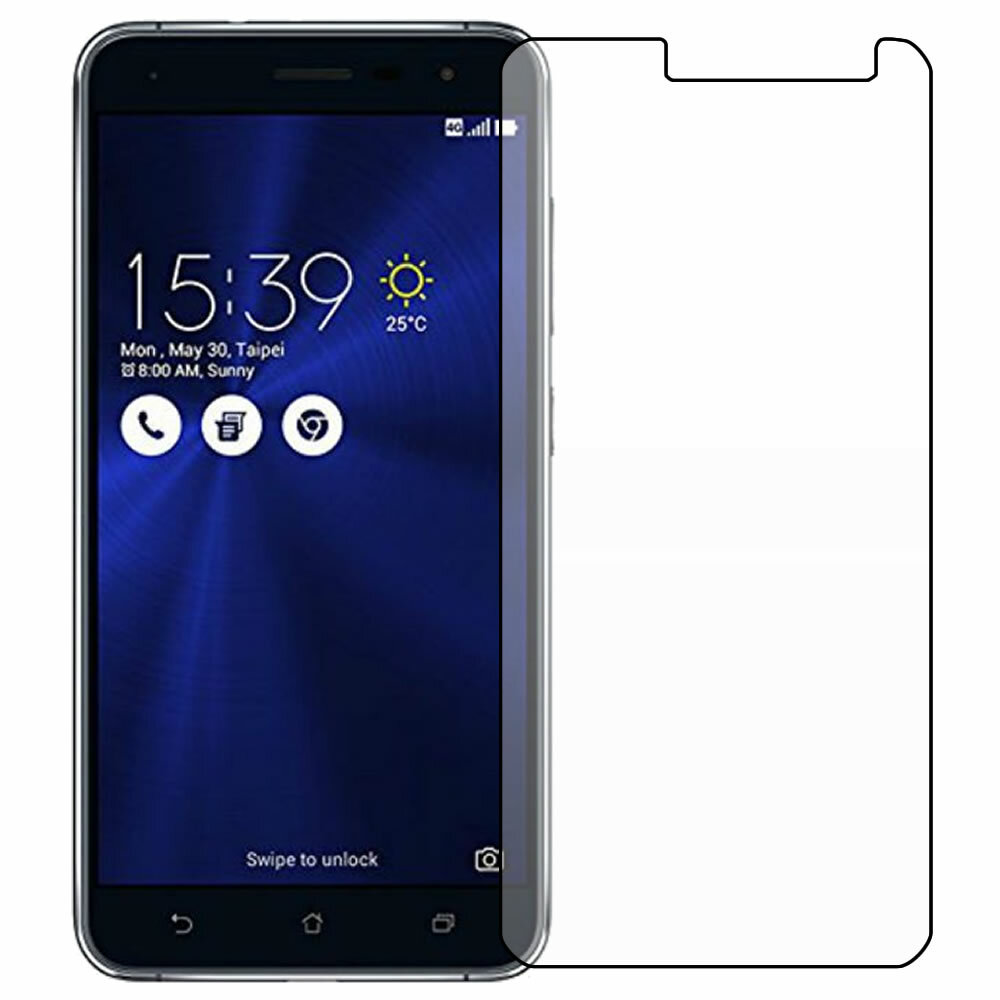 Asus Zenfone 3 Screen Protector outline