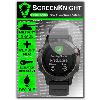 Garmin Fenix 5 Screen Protector