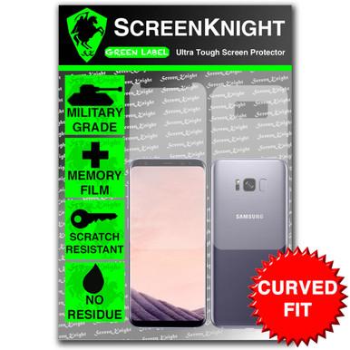 Galaxy S8 Plus (S8+) Full Body Screen Protector