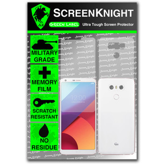 LG G6 Screen Protector - Military Shield