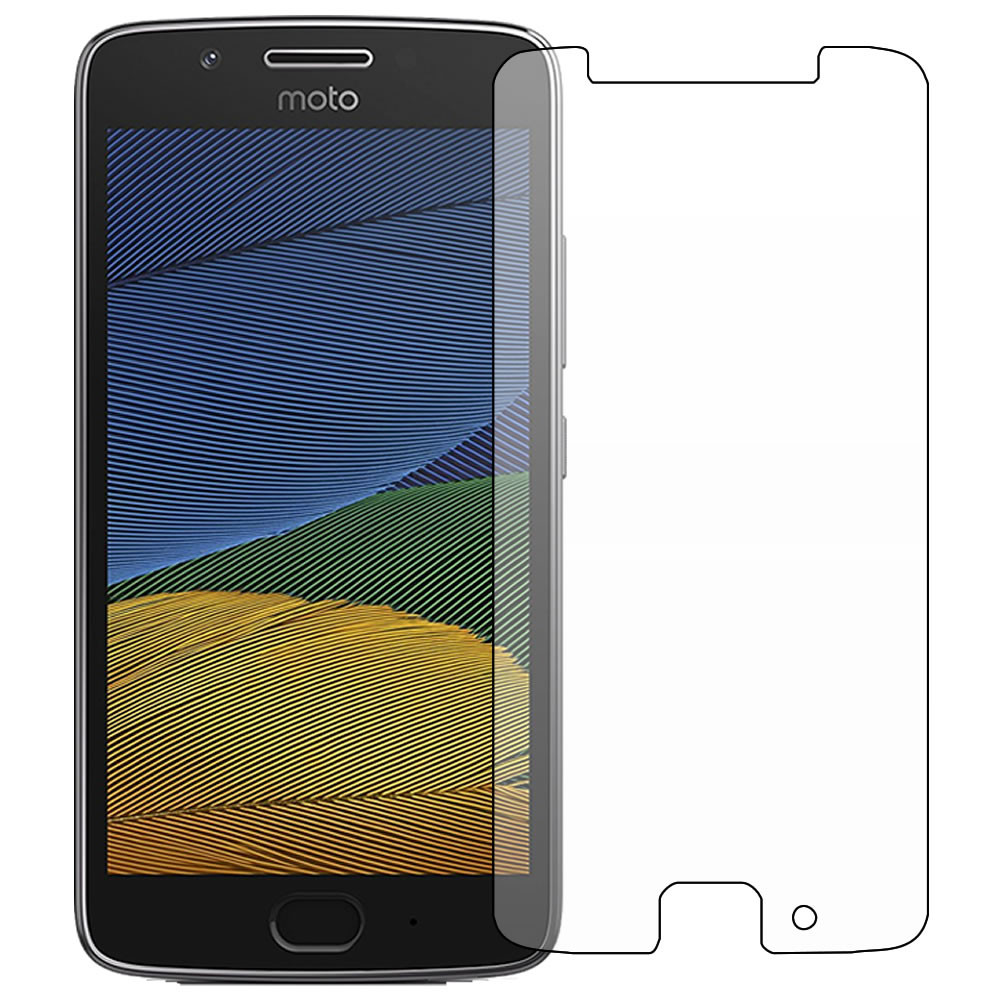 Motorola Moto G5 Screen Protector outline