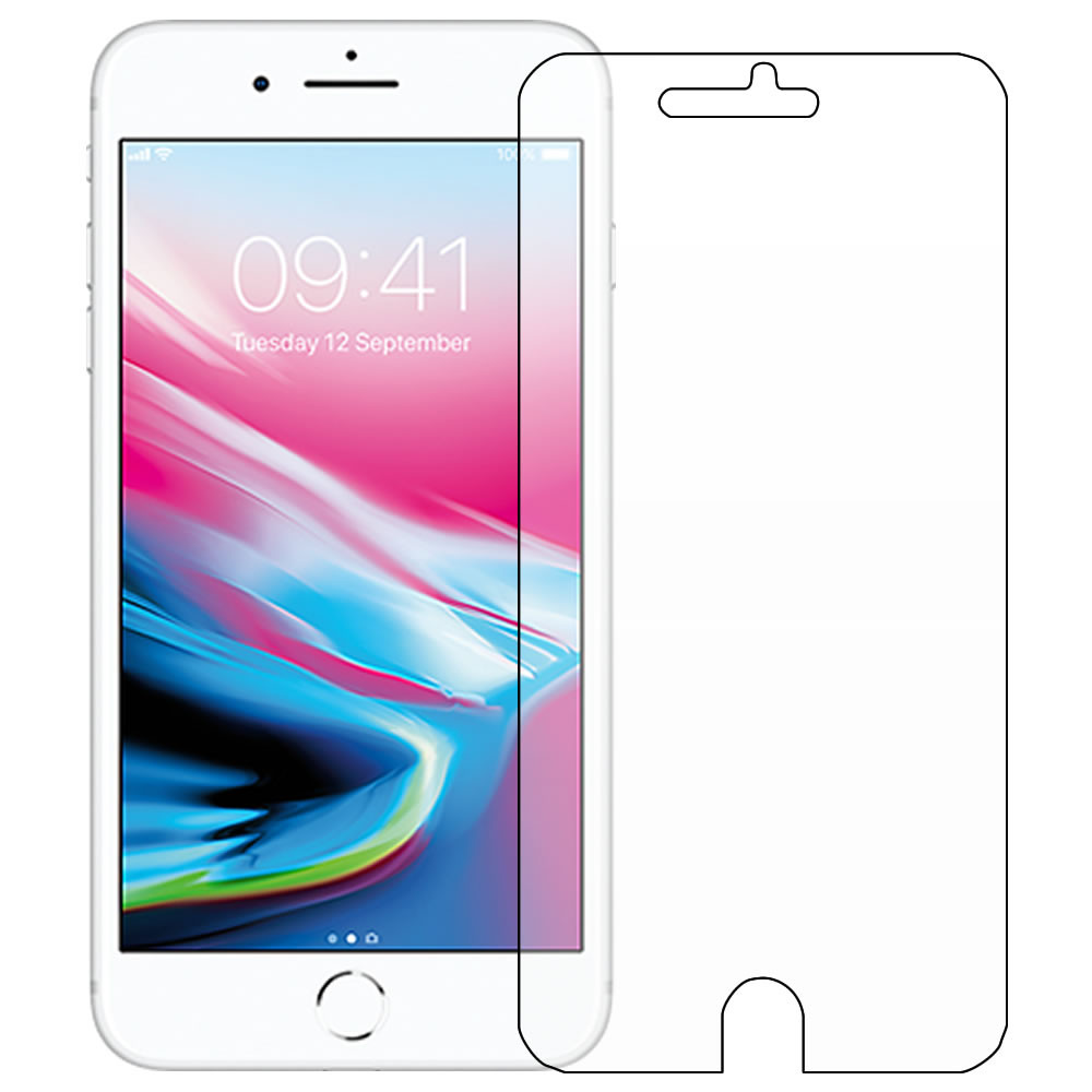 iPhone 8 Plus Screen Protector - Front