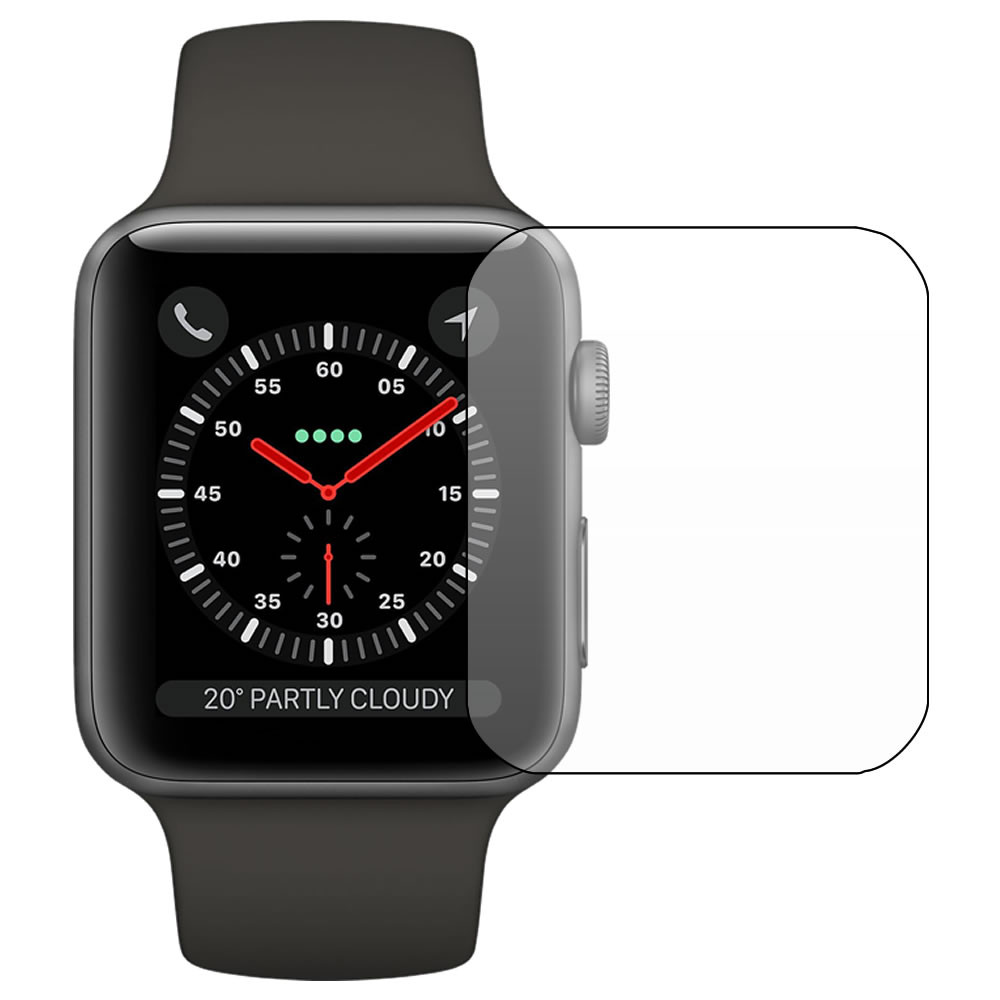 Apple Watch Series 3 - 42mm Screen Protector - Military Shield