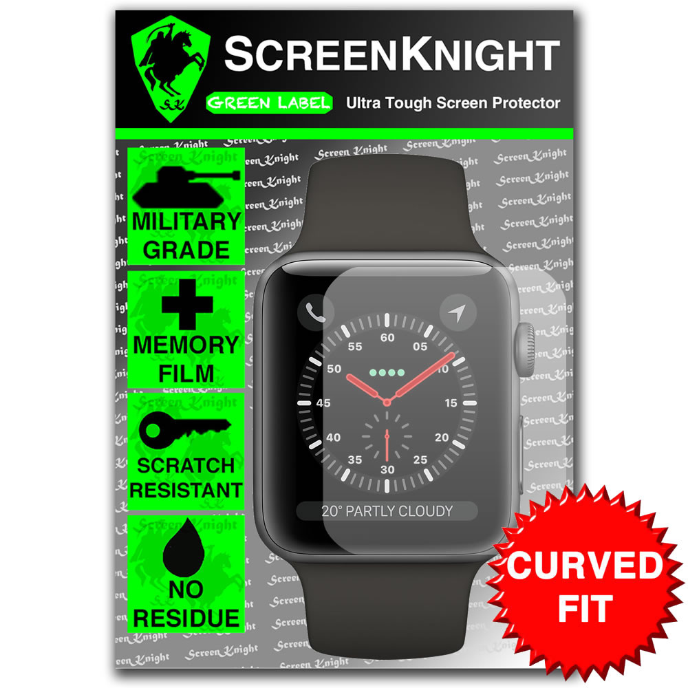 Apple Watch Series 3 - 42mm Screen Protector
