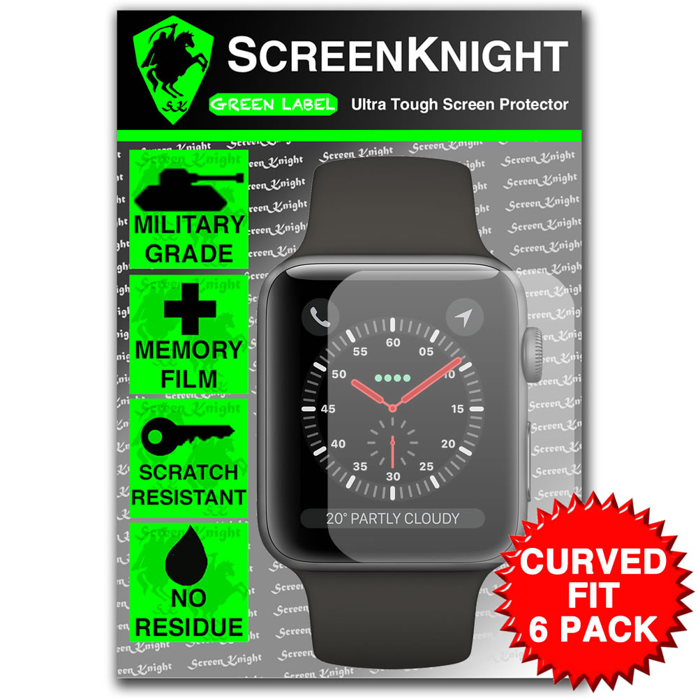 Apple Watch Series 3 - 42mm Screen Protector