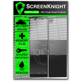 Sony Xperia L1 Screen Protector - Military Shield - Full Body