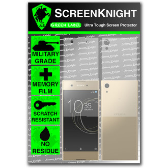 Sony Xperia XA1 Screen Protector - Military Shield
