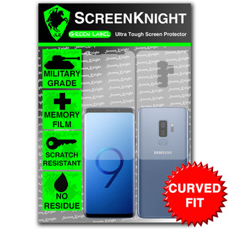 Samsung Galaxy S9 Plus (S9+) Screen Protector - Military Shield