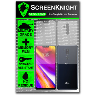 LG G7 ThinQ Screen Protector - Military Shield - Fullbody