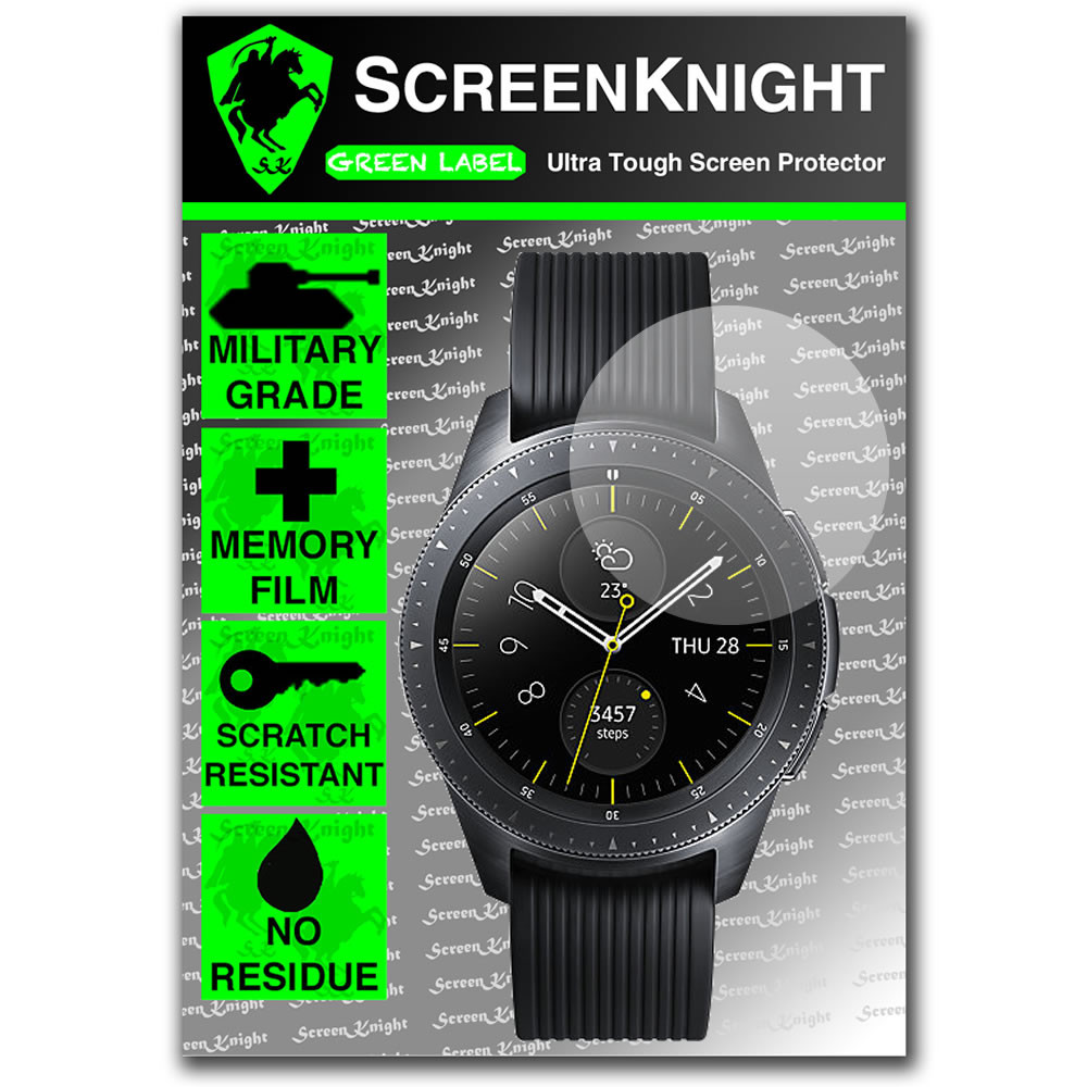 Samsung Galaxy Watch 42mm Screen Protector - Military Shield