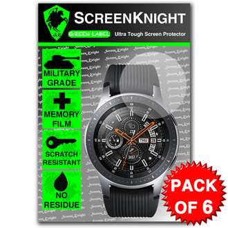 Samsung Galaxy Watch 46mm Screen Protector - Military Shield
