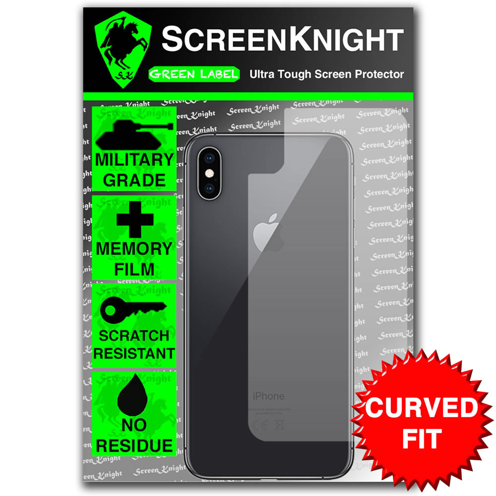 iPhone XS MAX Screen Protector - Military Shield