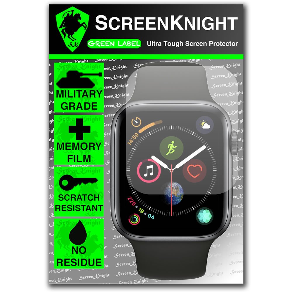 Apple Watch Series 4 - 44mm Screen Protector - Military Shield