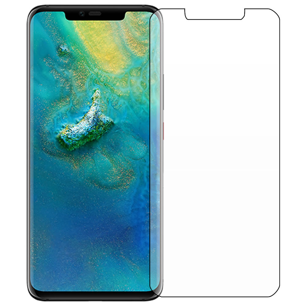 Huawei Mate 20 Pro Screen Protector - Military Shield - Front