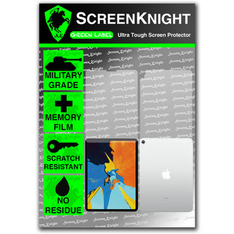"iPad Pro 11"" (3rd Gen - 2018) Screen Protector - Military Shield - Full body"