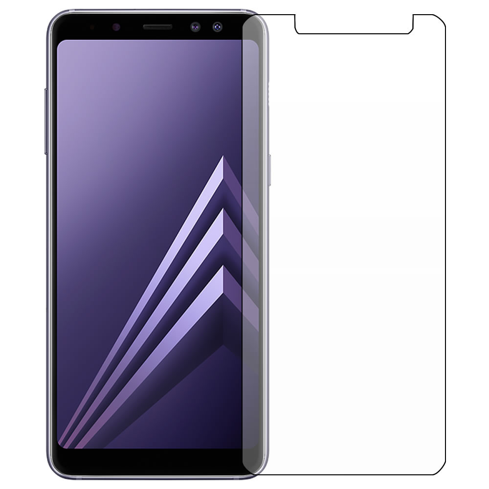 Samsung Galaxy A8 (2018) Screen Protector - Military Shield